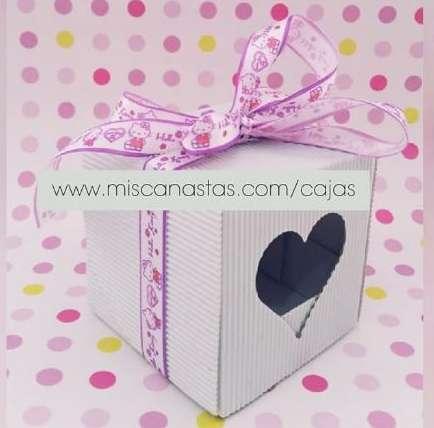 Cajas de cart n a su medida todo tipo cajas todo en - Cajas de carton decoradas para regalos ...