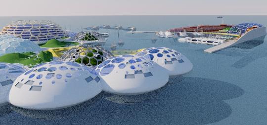 ocean colonization